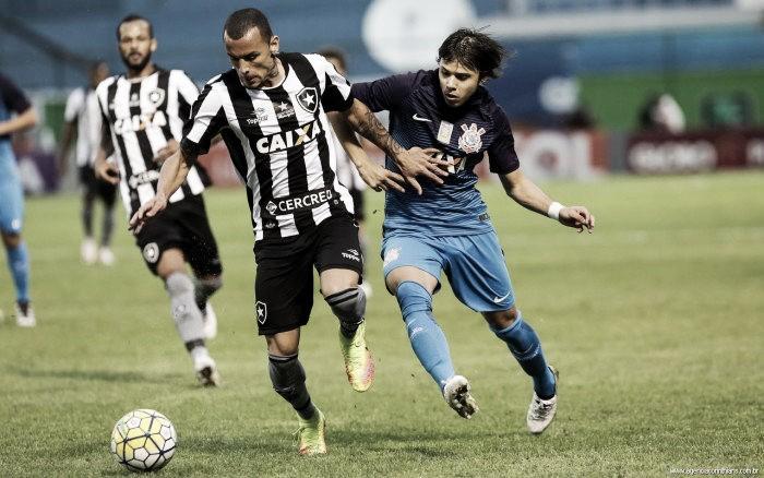 Corinthians visa aumentar vantagem na liderança diante do Botafogo