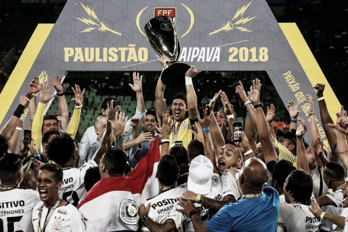 Rei do Paulistão: Corinthians chega a quarta final na década