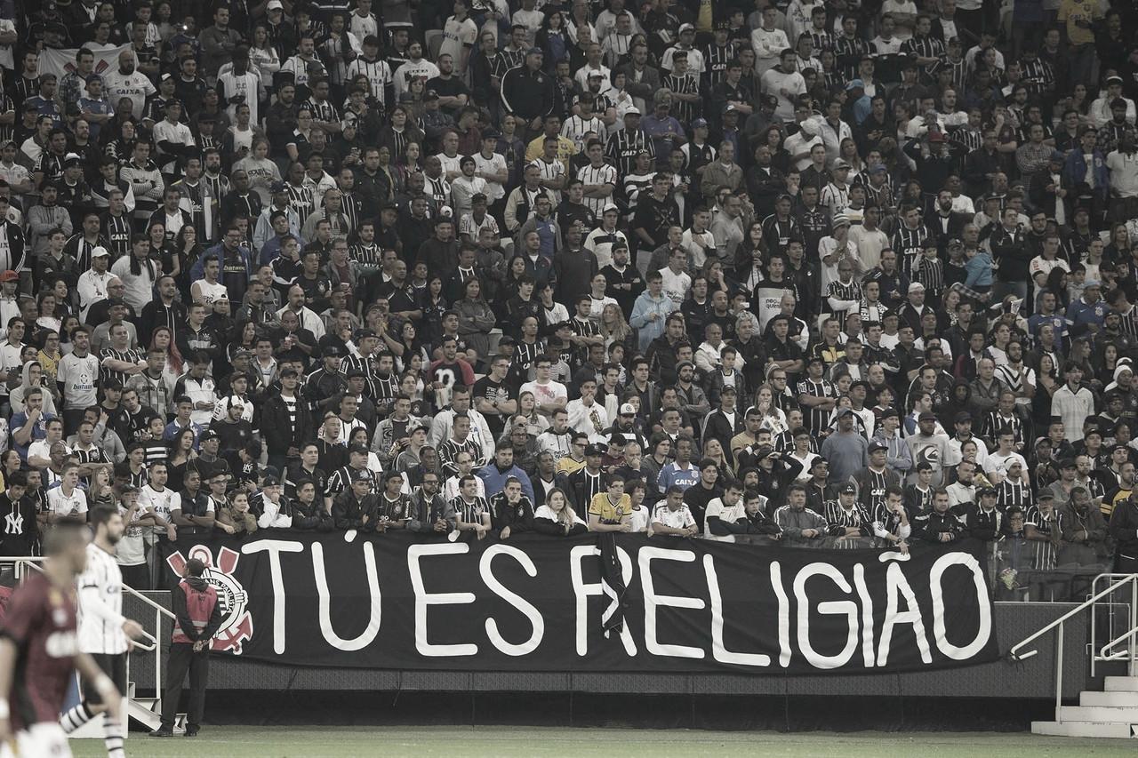 Corinthians se posiciona contra volta imediata do futebol