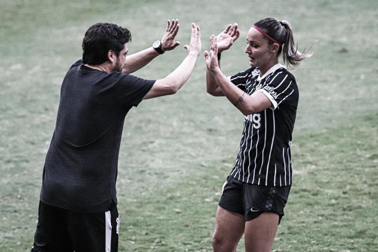 Corinthians vence Iranduba fora de casa e assume liderança temporária do Campeonato Brasileiro Feminino