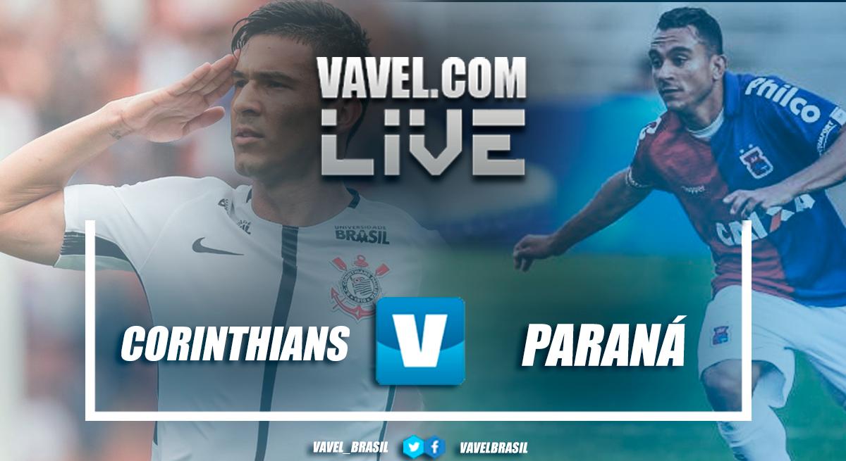 Resultado Corinthians x Paraná pelo Campeonato Brasileiro 2018 (1-0) c3015362af9c5