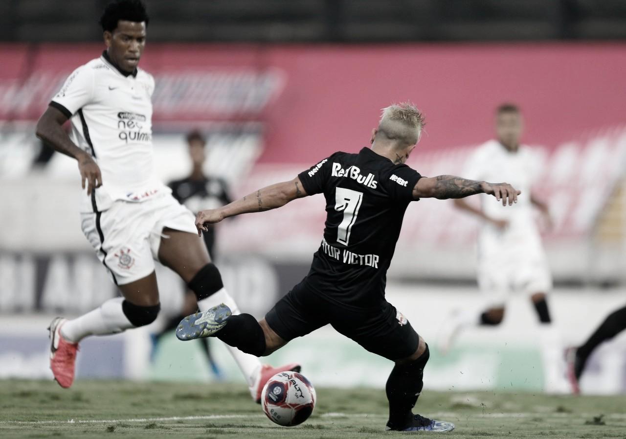 """""""Falta de gols incomoda"""", diz Mancini após empate do Corinthians na estreia do Paulistão"""