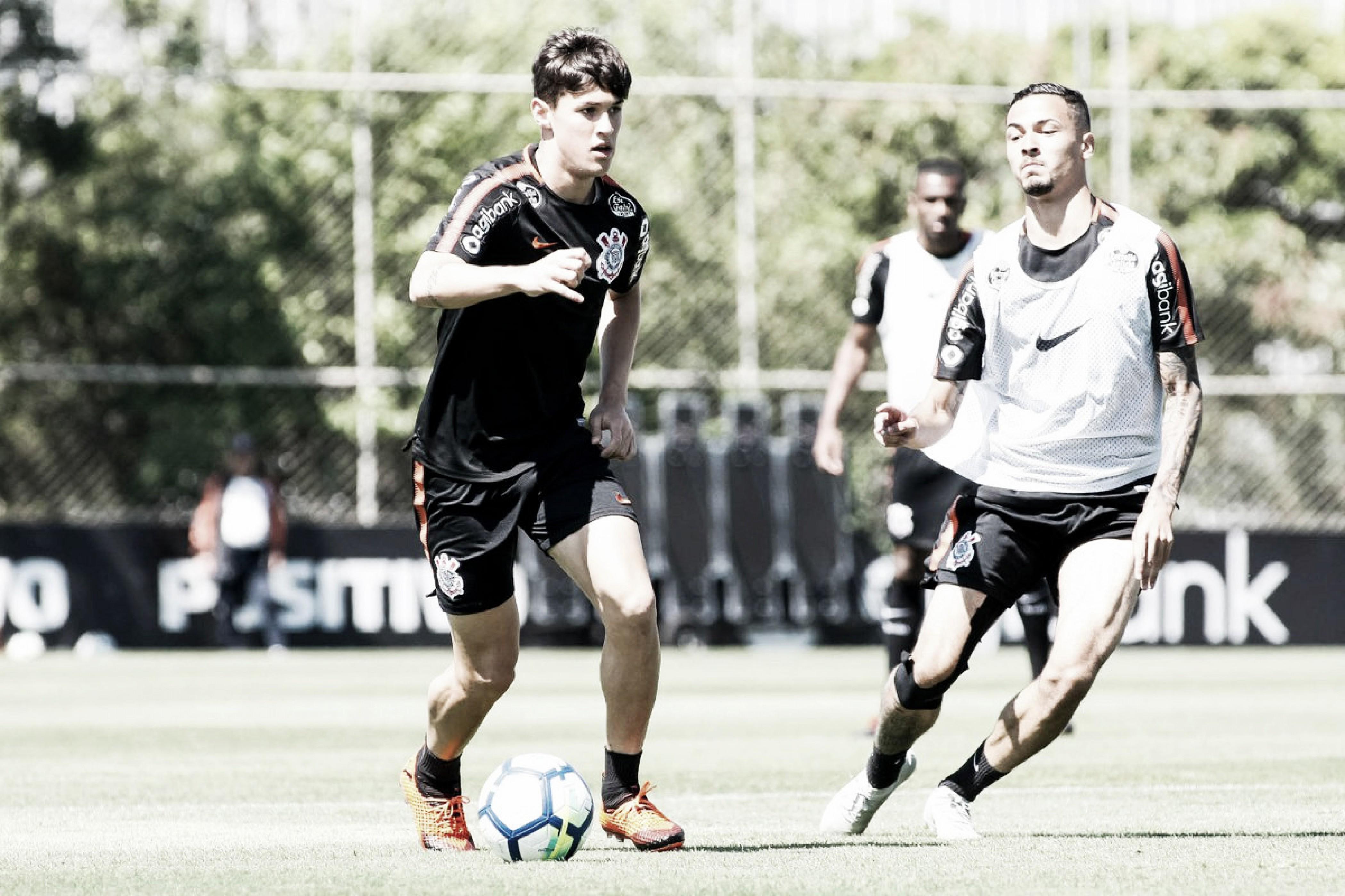 Jair Ventura faz mudanças no Corinthians para confronto diante do Internacional no Brasileirão