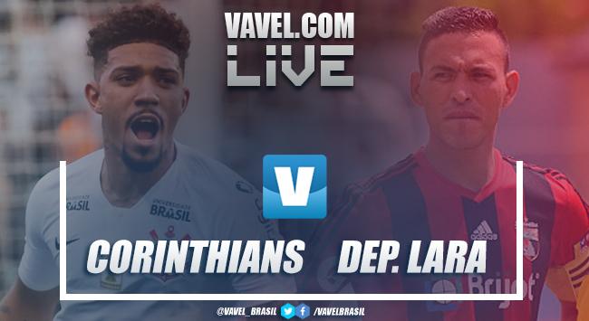 Melhores momentos e gols Corinthians 2x0 Deportivo Lara pela Copa Sul-Americana 2019