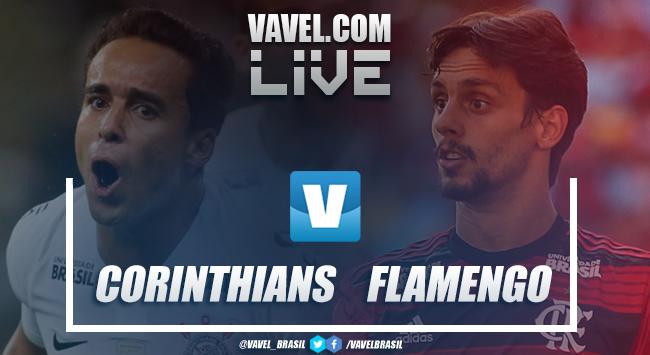 Resultado Corinthians 0-1 Flamengo na Copa do Brasil 2019