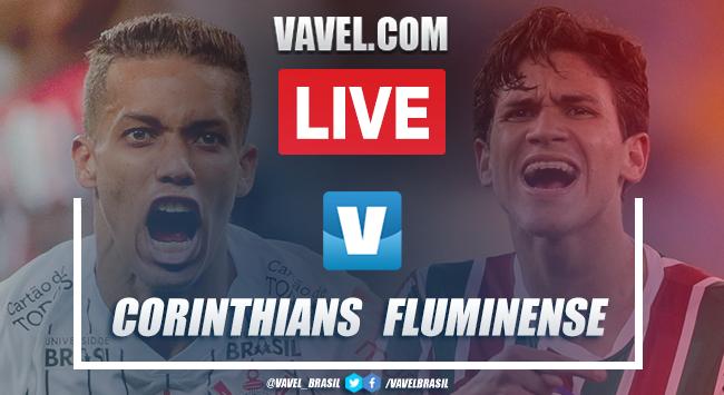 Melhores momentos Corinthians x Fluminense pela Copa Sul-Americana (0-0)