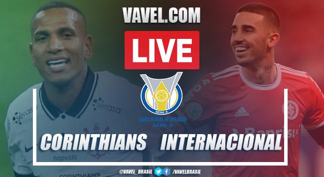 Gol e melhores momentos para Corinthians 1x0 Internacional pelo Campeonato Brasileiro