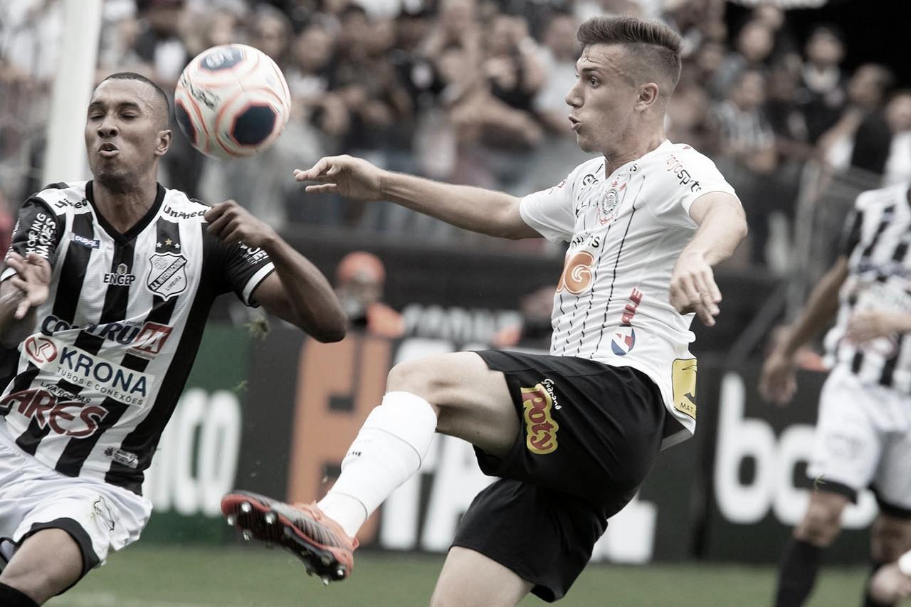 Gols e Melhores momentos de Corinthians 4 x 1 Inter de Limeira pelo Campeonato Paulista