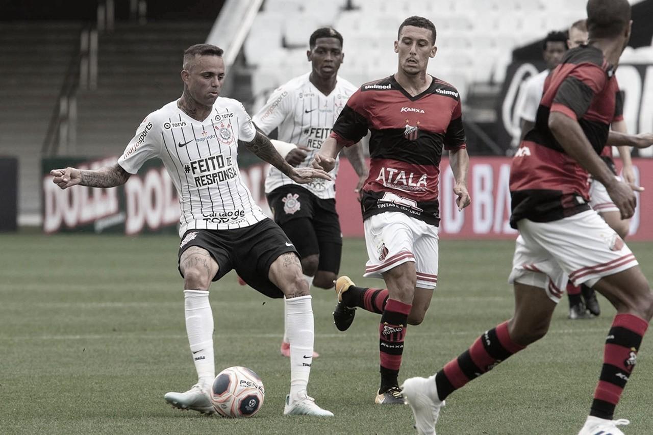Já classificado, Corinthians recebe Ituano pelo Paulistão