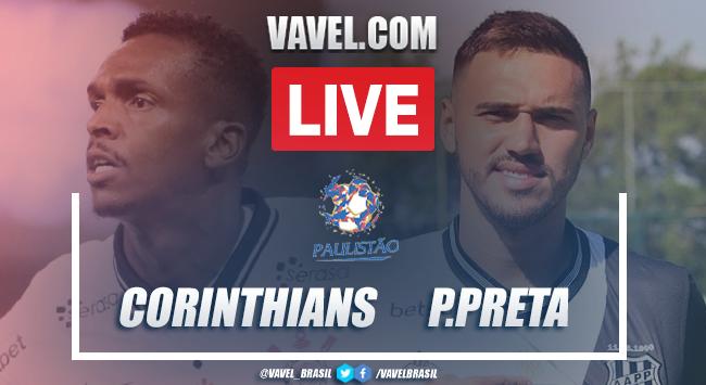 Gols e melhores momentos de Corinthians 2 x 1 Ponte Preta pelo Campeonato Paulista 2021