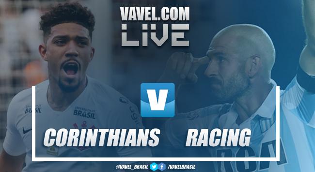 Resultado e gols Corinthians e Racing pela Sulamericana 2019 - VAVEL.com 1c3b8051d847a