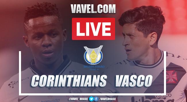 Melhores momentos de Corinthians 0 x 0 Vasco pelo Campeonato Brasileiro