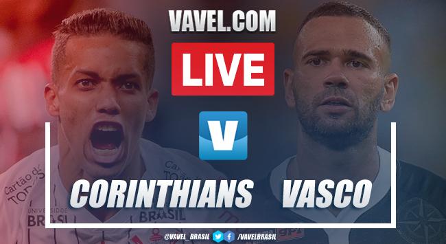 Gol e melhores momentos Corinthians 1x0 Vasco pelo Campeonato Brasileiro
