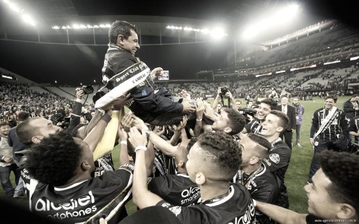 Corinthians reedita a última final com a Ponte no Pacaembu