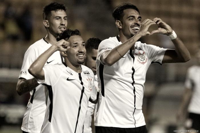 Apagão? Só de energia! Corinthians goleia São Caetano e fatura primeiro triunfo no Paulista