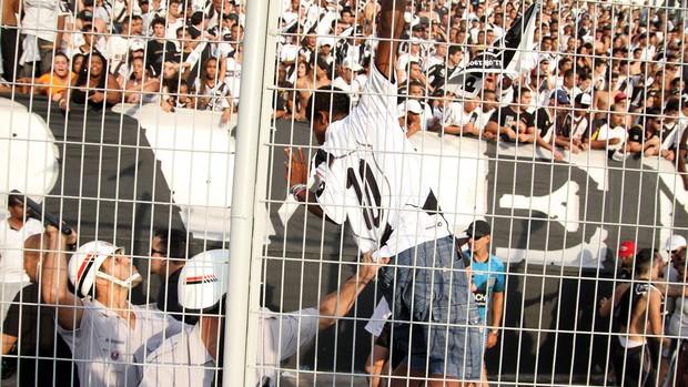 Jogo em Campinas gera confusão entre torcida ponte-pretana e Polícia Militar local