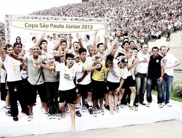Corinthians, o maior campeão da Copinha