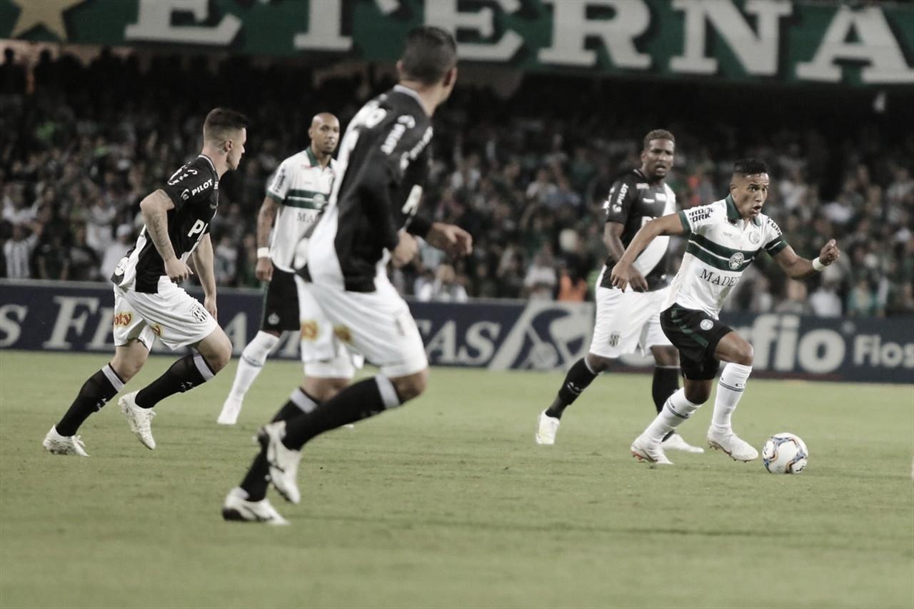 Sem vencer há três jogos, Ponte Preta recebe um Coritiba ambicioso pela liderança
