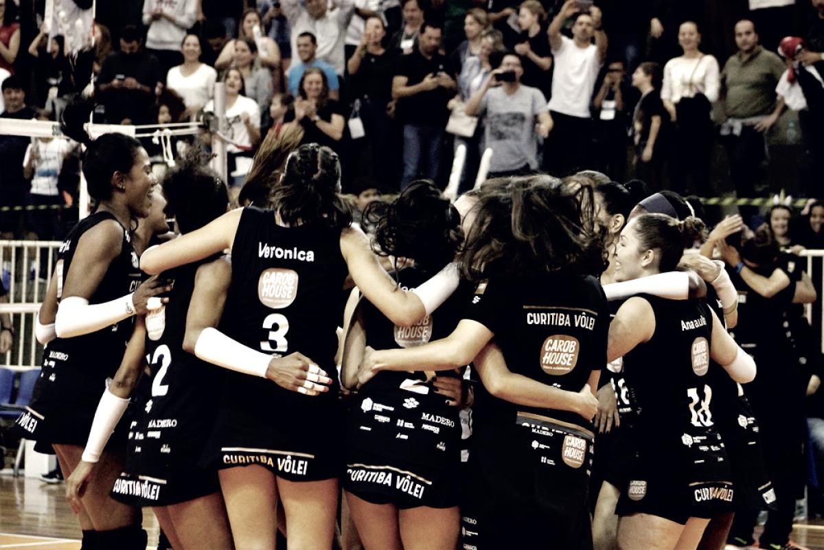 Após 14 anos de ausência, elite do voleibol feminino contará com equipes paranaenses