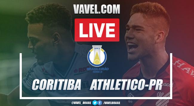 Melhores momentos Coritiba 0 x 0 Athletico-PR pelo Campeonato Brasileiro