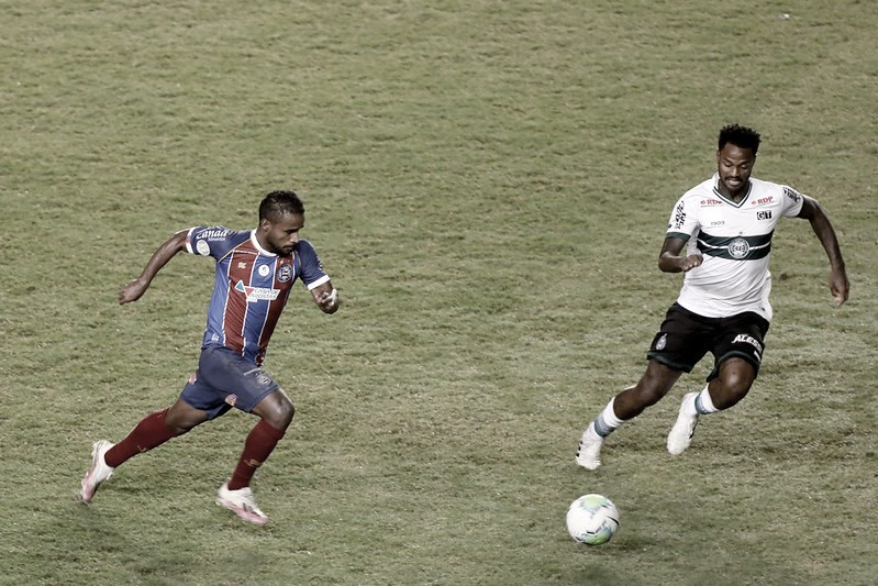 Gols e melhores momentos de Coritiba 1 x 2 Bahia pelo Campeonato Brasileiro 2020