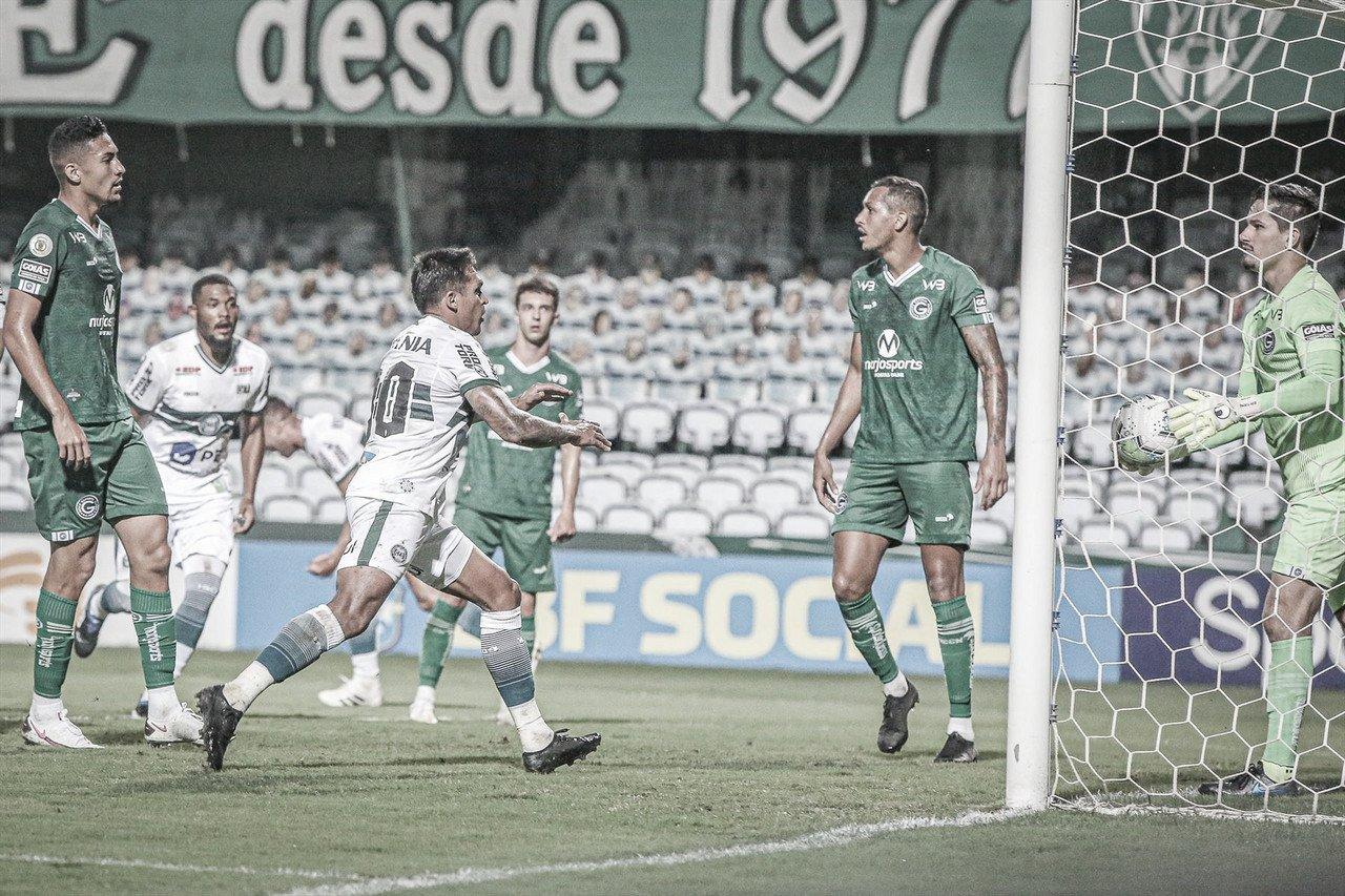 Coritiba recebe o Goiás em confronto direto na Série B