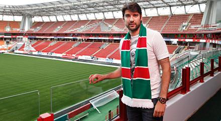 El Lokomotiv confirma el fichaje de Corluka