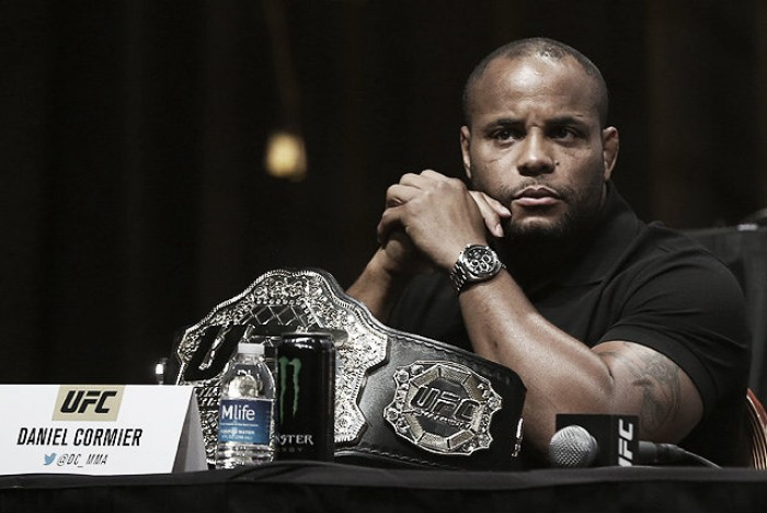 """Cormier: """"Cuando gane a Jones seré el mejor peleador de la historia"""""""