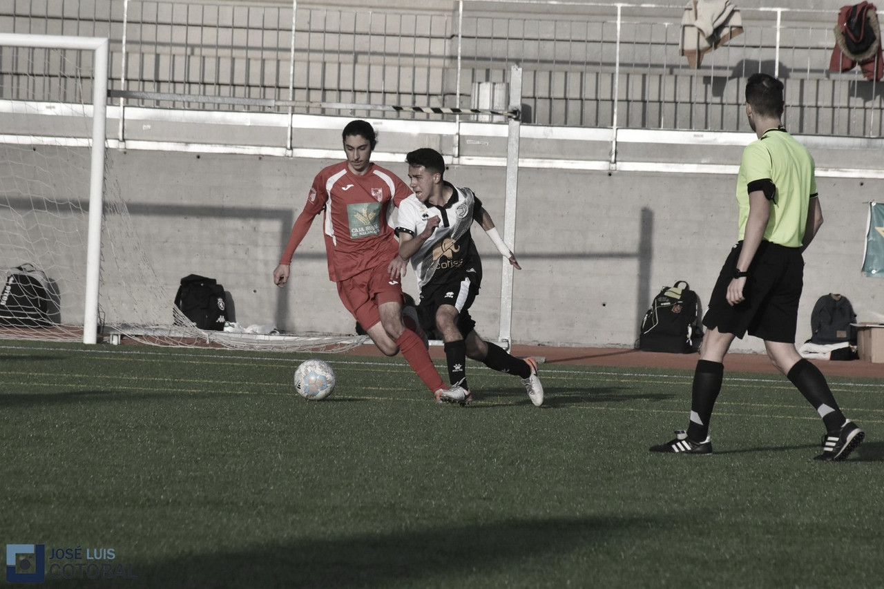 Roberto Cornago (Juvenil) debuta en Segunda B con Unionistas