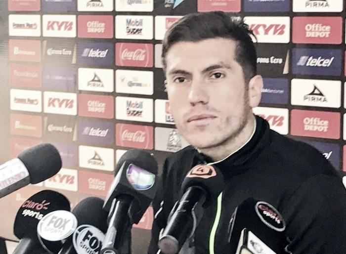 """Juan Cornejo: """"Debemos empezar ganando"""""""