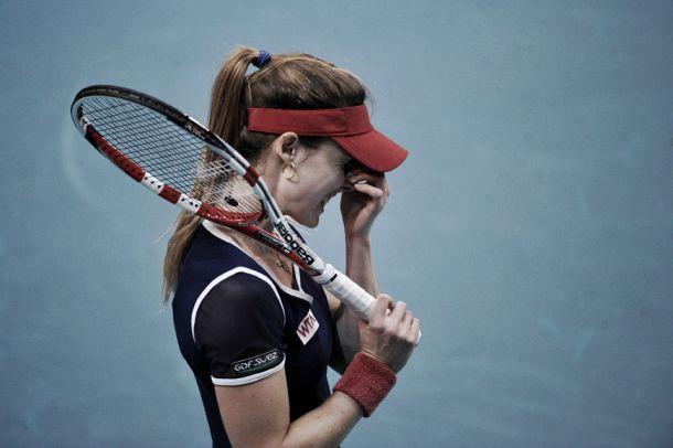 Open GDF Suez : Cornet rate le coche, Sharapova tombe