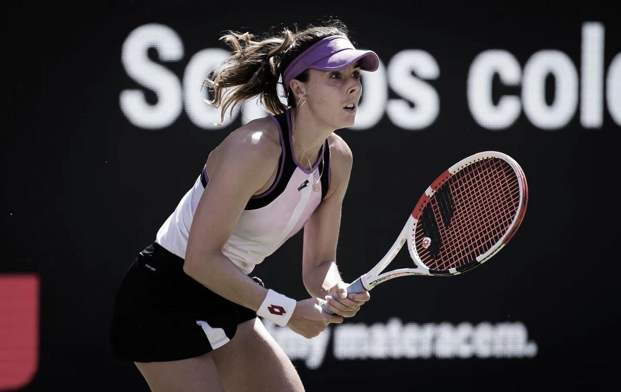 Muguruza desperdiça match point e cai para Cornet em Berlim; Samsonova bate Keys
