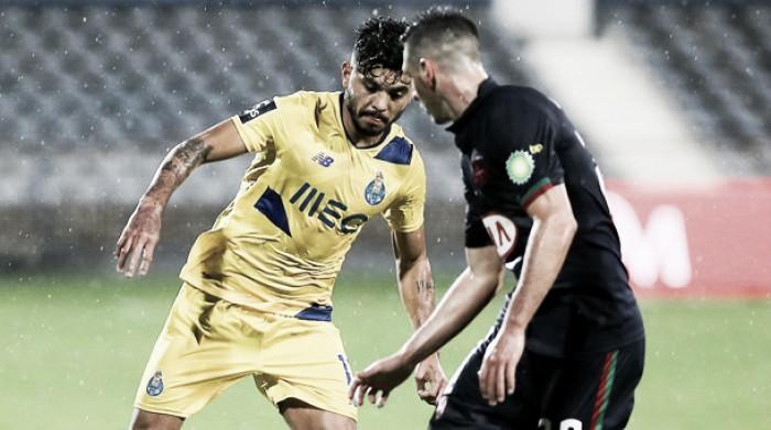 Un apático y gris Porto deja ir dos puntos en Belém