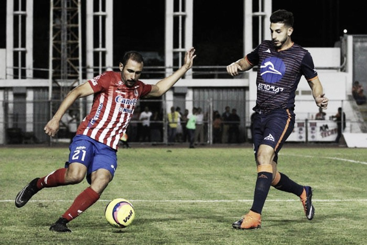 Ibáñez resucita al San Luis para rescatar un punto