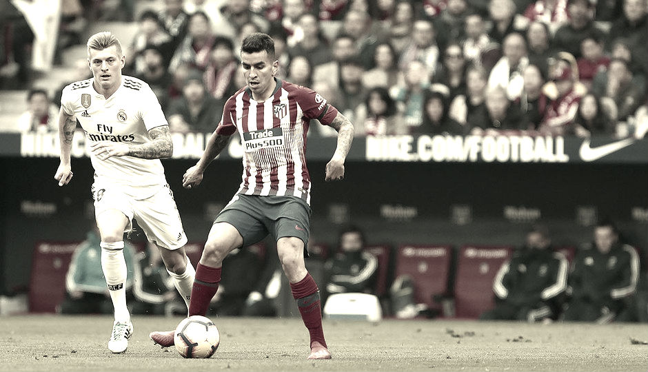 Ángel Correa, el mejor revulsivo para Simeone
