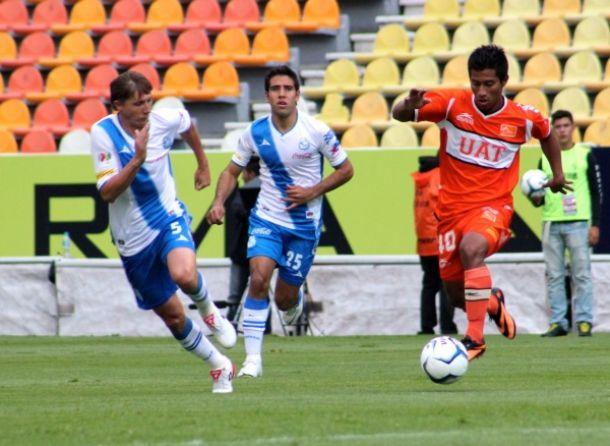 Correcaminos - Puebla: Primer juego de Copa
