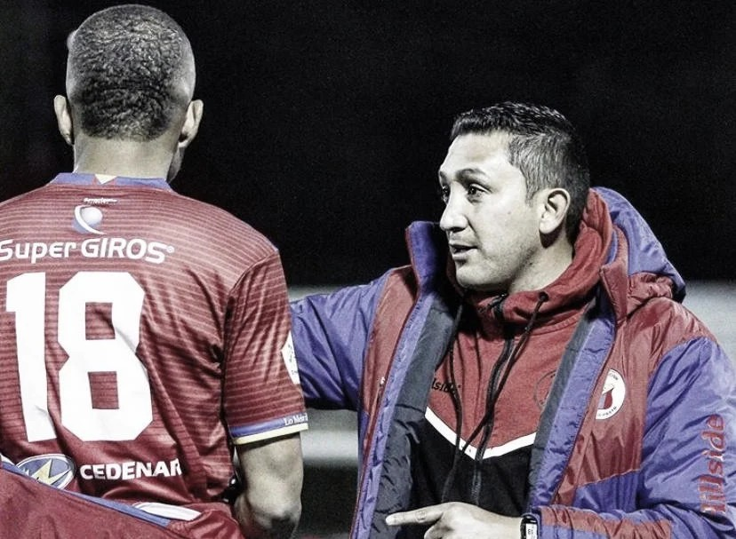 "Diego Corredor: ""Contento por sumar, nos tocó remar"""