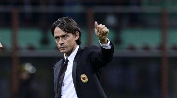 """Il Milan torna alla vittoria, Inzaghi:""""Dobbiamo conquistare i tifosi coi fatti"""""""
