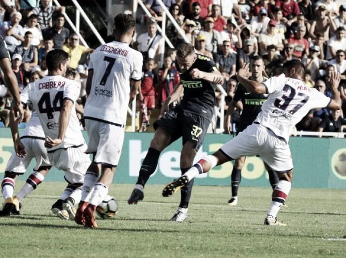 Serie A - L'Inter vince, ma non convince: Skriniar e Perisic archiviano la pratica Crotone