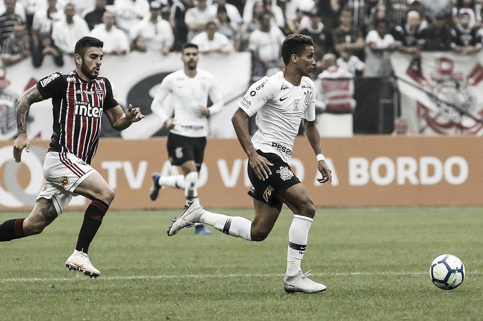 Corinthians recebe pressionado São Paulo defendendo ótimo retrospecto recente no clássico