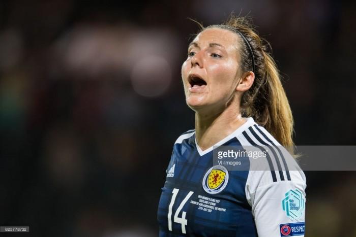 Rachel Corsie named as new Scotland captain