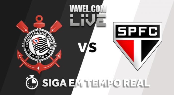 Corinthians vence o São Paulo no Campeonato Paulista 2018 (2-1)