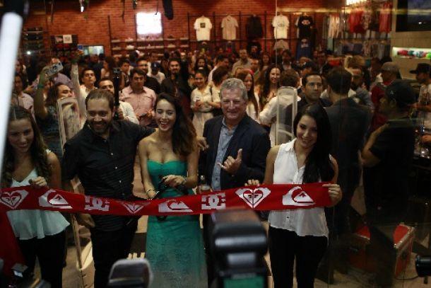 Presentan la primera tienda action sports en México