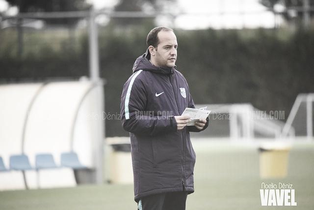 """Lluís Cortés: """"Estamos preparados para ganar a cualquier rival"""""""