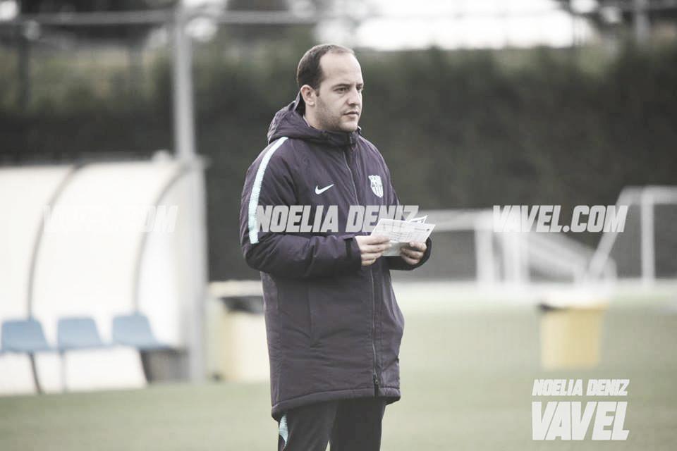 """Lluís Cortés: """"Tenemos pocas cosas a recriminar a nuestro equipo"""""""