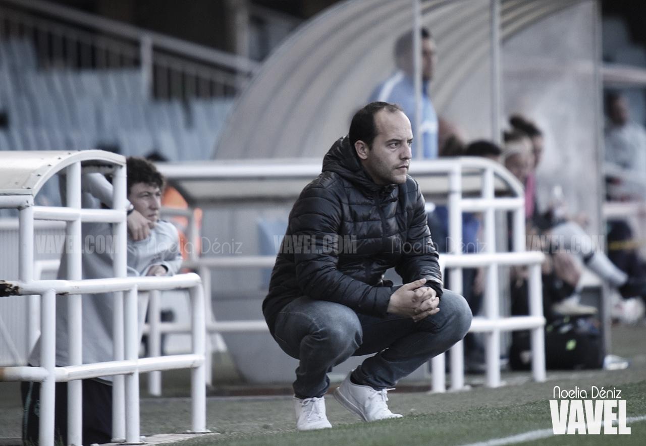"""Lluís Cortés: """"Queríamos llegar vivas a la última jornada"""""""