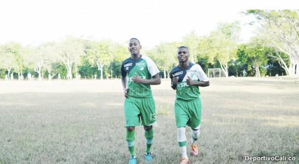 Cortés y Caicedo, al Sudamericano Sub-15