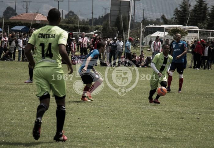 Cortuluá perdió y empató frente a Junior en partidos amistosos