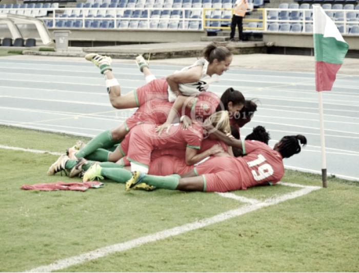 Cortuluá femenino se clasificó a los cuartos de final de Liga Águila Femenina