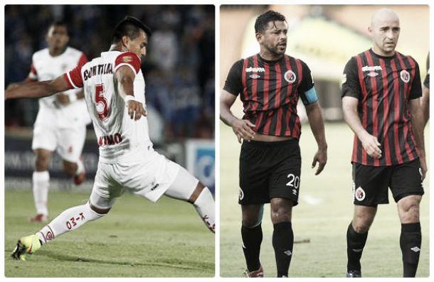 Cortuluá consigue un empate frente a Cúcuta Deportivo